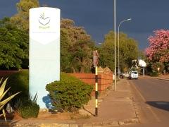 The Botswana University